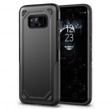 A-One BrandRugged Armor Skal till Samsung Galaxy S8 Plus - Svart