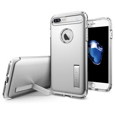 SPIGEN Slim Armor Skal till Apple iPhone 7 Plus - Silver