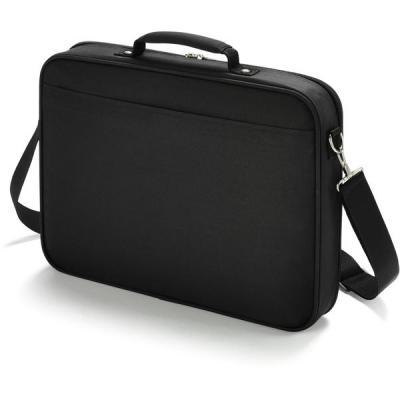 """Dicota Base, laptopväska i nylon med metallram inuti för laptops 15-15,6"""", 1 fic"""