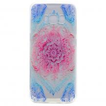 OEMGel Mobilskal Samsung Galaxy S8 - Blommotiv