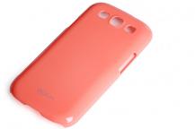 ROCKRock Colorful Skal till Samsung Galaxy S3 i9300 + HD Skärmskydd (Orange)