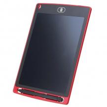 """A-One BrandRitplatta med LCD Display 8.5"""" - Röd"""