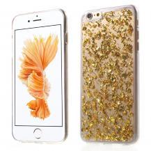 OEMGlitter Sequins Skal till Apple iPhone 6(S) - Gold