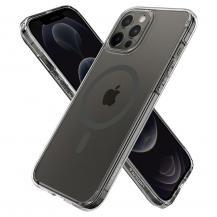 SpigenSpigen - Ultra Hybrid Magsafe Mobilskal iPhone 12/12 Pro - Graphite