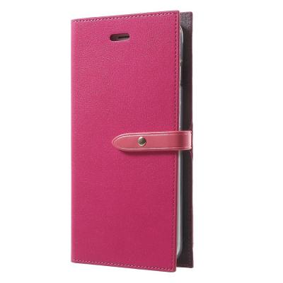Mercury Romance Diary Fodral till iPhone 7/8 Plus - Magenta