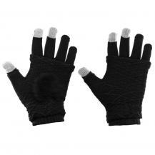 HurtelTouchscreen Winter Gloves 2in1 Svart