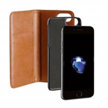 VivancoVivanco 2i1 Plånboksfodral iPhone 6/7/8/SE 2020 Brun