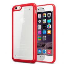 TerrapinTerrapin Bumper Edge FlexiCase skal till Apple iPhone 6 / 6S (Röd)