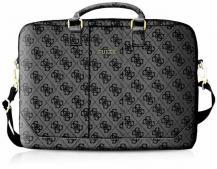 "GuessGuess Torba GUCB154GG laptop väska 15"" 4G Uptown grey"
