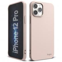 RingkeRingke Air S Ultratunn iPhone 12/12 Pro Skal Rosa