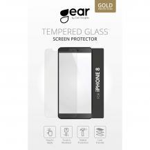 GEARGear Härdat Glas iPhone X/Xs/11 Pro - Transparent