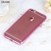 USAMSUSAMS Kim Series Flexi Skal till Apple iPhone 6(S) Plus - Rose Gold