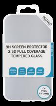 DeltacoDELTACO Curved glasskärmskydd för iPhone 11/XR - Transparent