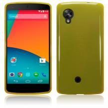 TerrapinFlexiCase Skal till LG Nexus 5 (Gul)