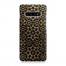 TheMobileStore Slim CasesDesigner Skal till Samsung Galaxy S10 - Pat2158