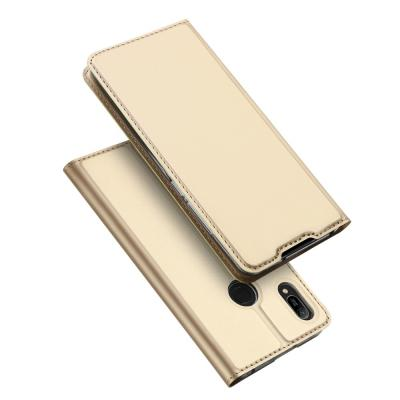 Dux Ducis Plånboksfodral till Huawei Y6 (2019) - Guld