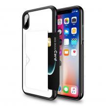 Dux DucisDux Ducis Pocard Skal till Apple iPhone XS MAX - Vit