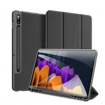 Dux DucisDux Ducis Domo Fodral Samsung Tab S7 Plus - Svart