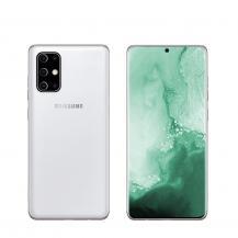 TaltechNXE Skal för Samsung Galaxy S20 - Transparent