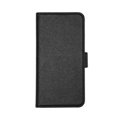 Essentials PU wallet 3 kort iPhone 11 Pro Max - Svart