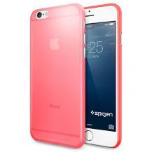 SpigenSPIGEN Air Skin 0.4mm Thick Skal till Apple iPhone 6/6S (Rosa)