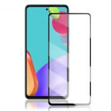 A-One BrandHärdat glas skärmskydd till Galaxy A52 5G - Svart