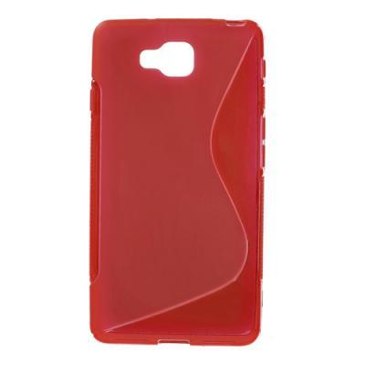 FlexiCase Skal till LG Optimus L9 II - D605 - (Röd)