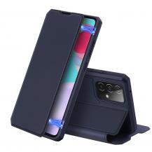 Dux DucisDux Ducis Skin X Plånboksfodral Samsung Galaxy S21 Plus 5G - Blå