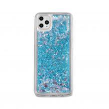 CoveredGearGlitter Skal till Apple iPhone 11 - Blå