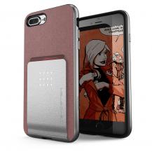 GhostekGhostek Exec 2 Skal till iPhone 8 Plus / 7 Plus - Rosa