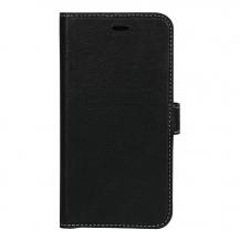 EssentialsEssentials Läder wallet till iPhone XR - Svart