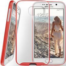 CaseologyCaseology Waterfall Series BaksideSkal till Samsung Galaxy S6 - Rosa