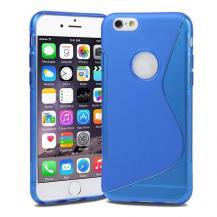 OEMS-Line Flexicase Skal till Apple iPhone 6 / 6S - Blå