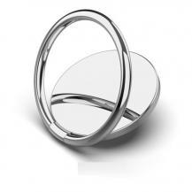 A-One BrandRound Ringhållare till Mobiltelefon - Silver