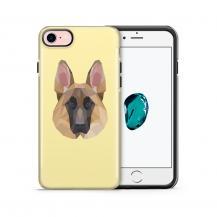 Tough mobilskal till Apple iPhone 7/8 - German Shepherd