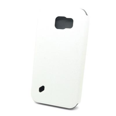 Plånboksfodral till Samsung Galaxy S6 Active - Vit  b7f3797f1d4fa
