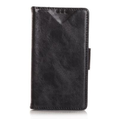 Plånboksfodral till Nokia Lumia 530 (Svart)