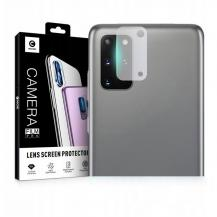 MocoloMocolo Härdat Glas Tg+ Camera Lens Galaxy S20 Plus Clear
