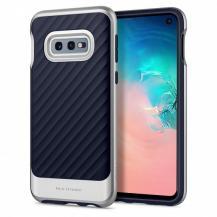 SpigenSpigen Neo Hybrid Skal till Samsung Galaxy S10e - Silver