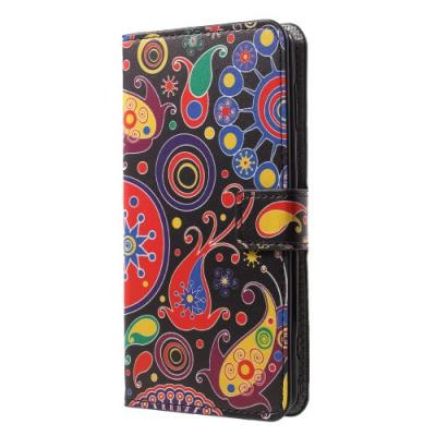 Plånboksfodral till Sony Xperia XZ2 - Jelly Fish