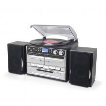 SoundmasterSoundmaster Stereo CD/Vinyl/Tape/Bluetooth