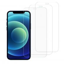 A-One Brand[3-PACK] Härdat glas iPhone 12 Pro Max Skärmskydd - Clear