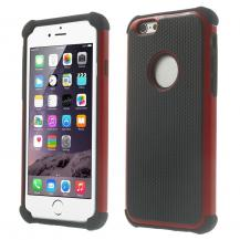 OEMCombo Skal till Apple iPhone 6 / 6S (Röd)