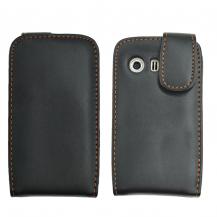 OEMFlip mobilväska till Samsung Galaxy Y S5360 (Svart)