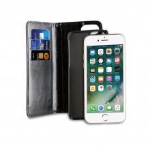 VivancoVivanco 2i1 Plånboksfodral iPhone 6/7/8/SE 2020 Svart