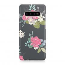 TheMobileStore Slim CasesDesigner Skal till Samsung Galaxy S10 - Pat2251