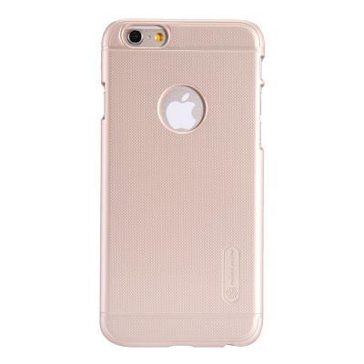 Nillkin Frosted Shield Baksideskal till Apple iPhone 6   6S + Skärmskydd - Guld 88610d68df1e6