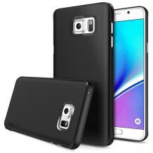 RearthRingke Slim Skal till Samsung Galaxy Note 5 - Svart