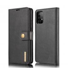 DG.MINGDG.MING 2-in-1 Plånboksfodral Galaxy A52 5G - Svart