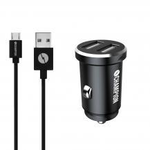 ChampionCHAMPION Ladd & Synk Kit Micro USB Bil Duo